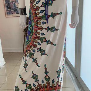 Trina Turk Dresses - Trina Turk multi print maxi dress